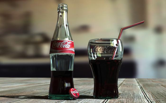 Кока-Кола как средство от головной боли и от похмелья.