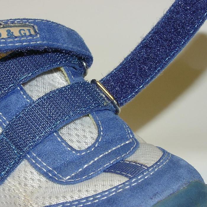 Застежка-липучка: и для одежды, и для обуви хороша!