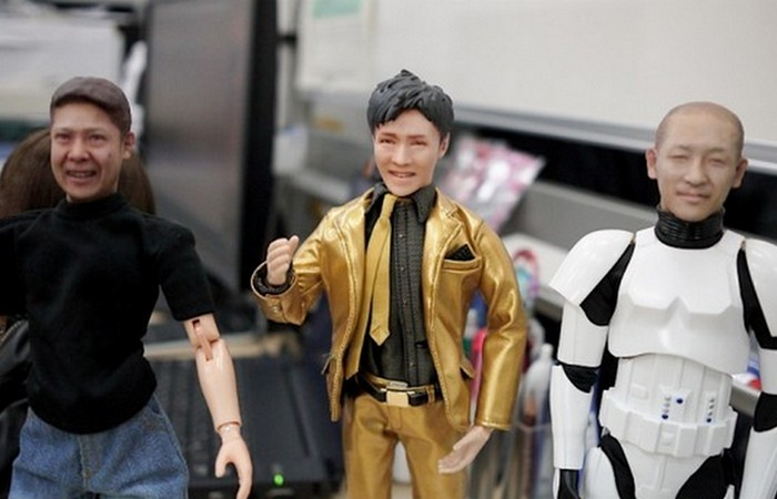 В Японии можно купить миниатюрную копию себя.