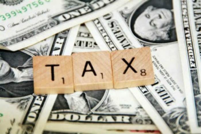 Суши и налоги.