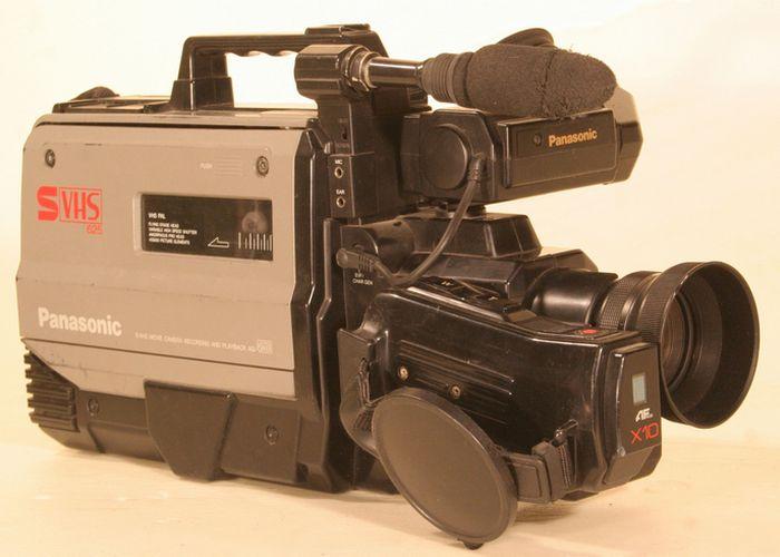 Японское изобретение: видеокамера.