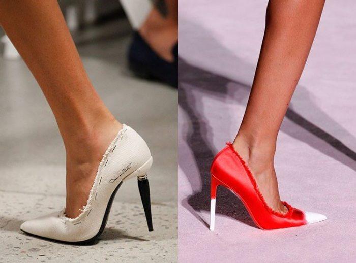 Модная обувь обувь 2018.