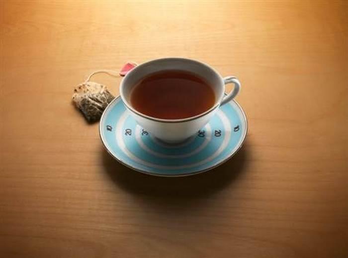 Чашка чая для королевы.