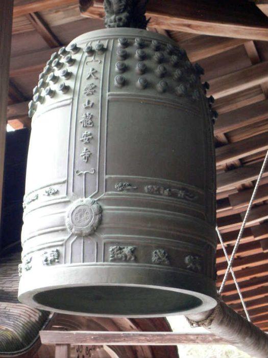 Колокол из буддийского монастыря