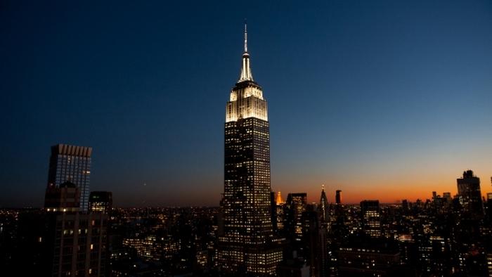 Empire State Building - небоскрёб, который украли на день.