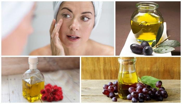 Оливковое масло для красоты лица.