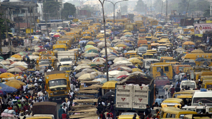 Лагос: если хотите быть ограбленным.