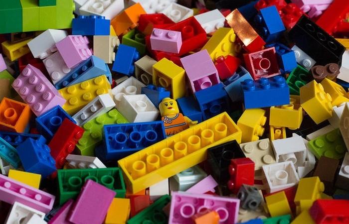 Наборы «Lego».