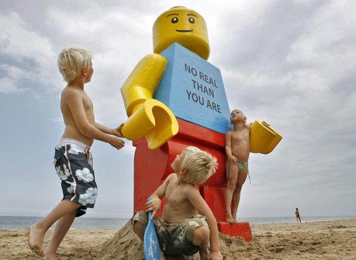 LEGO-поделки, которые делают взрослые.
