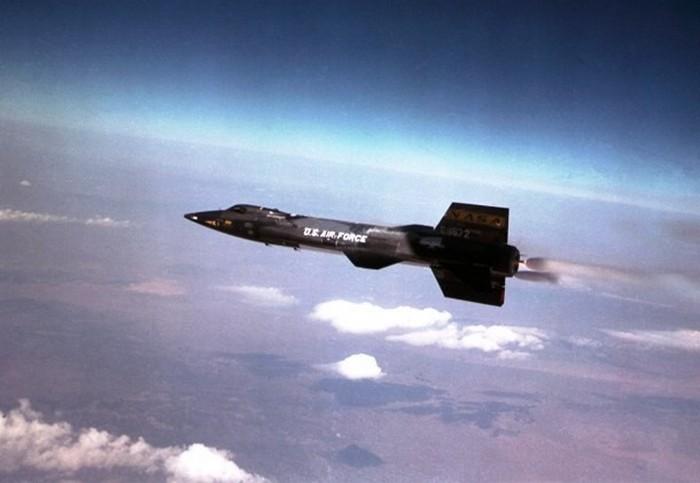 Ракетный самолет