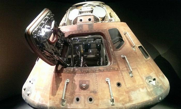 Космическая капсула
