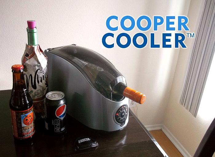 Cooler Rapid Beverage Chiller - идеальное устройство для дома.