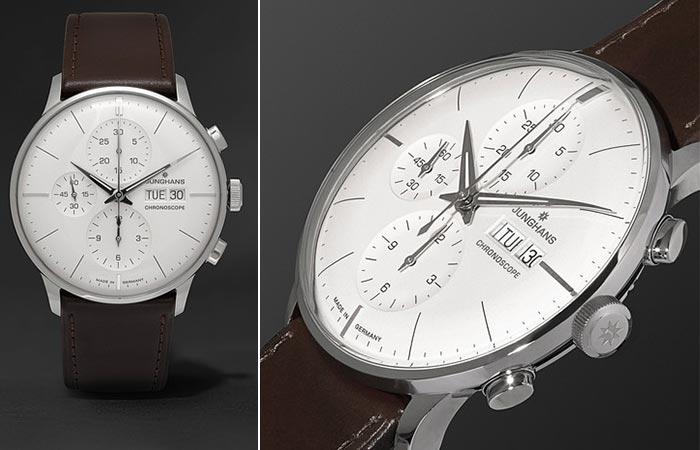 Часы от Junghans «Meister Chronoscope».