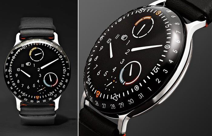Часы от Ressence «Type 3».