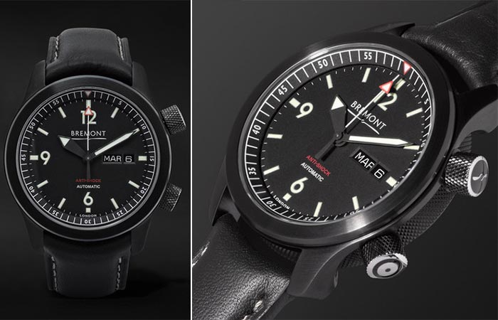 Часы от Bremont «U-2 Automatic».