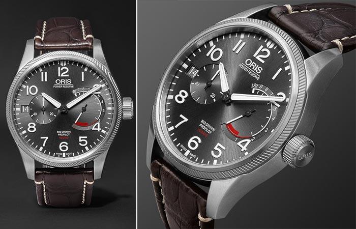 Часы от Oris «ProPilot».