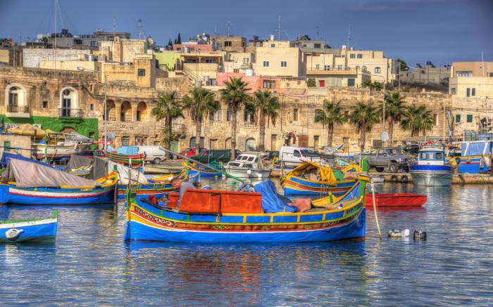 Мальта - маленькая страна с большой историей.