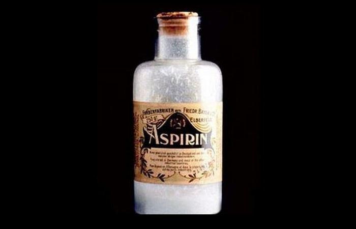 Аспирин от «Farbenfabriken Friedrich Bayer & Co».