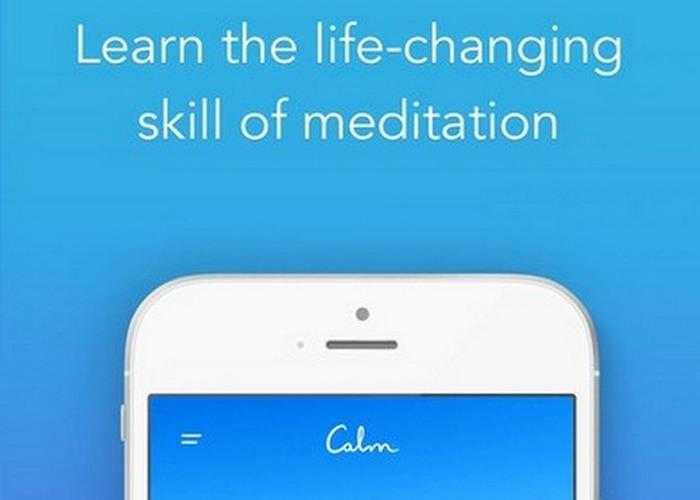 Приложение «Calm».