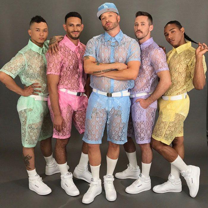 Настоящие модники!