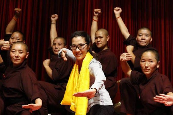 ЧИстой воды буддизм.