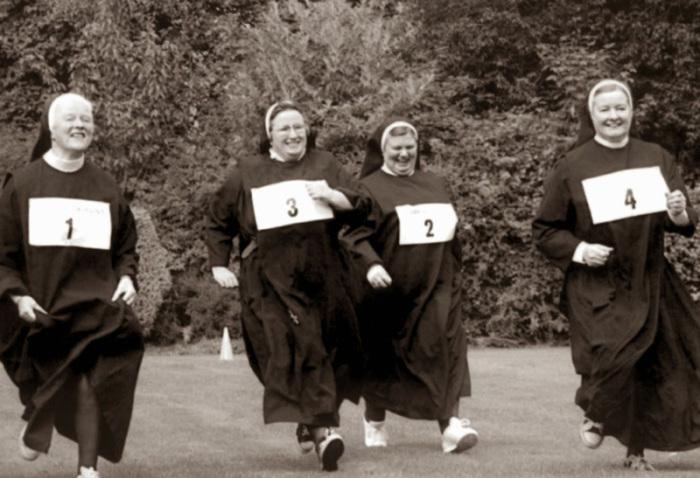 Монахини, которые ломают стереотипы.