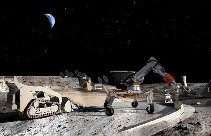 Секретные миссии на Луне.