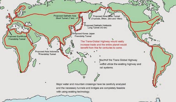 Транс-глобальное шоссе