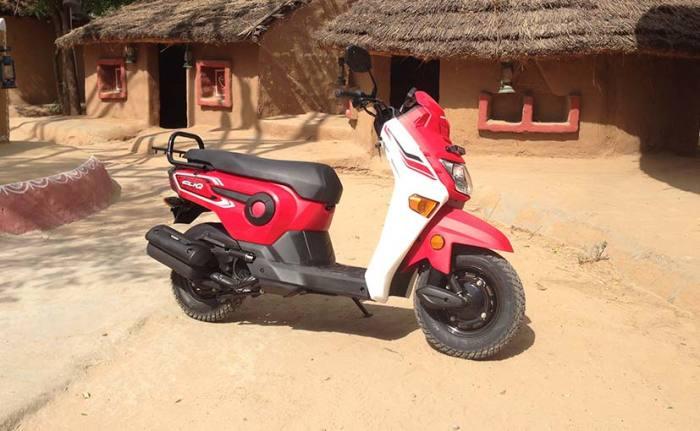 Honda Cliq.