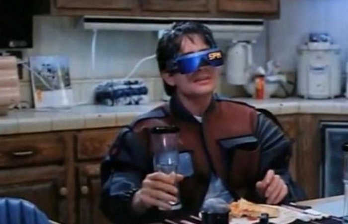 Предсказано кинематографом: «Смарт-очки».