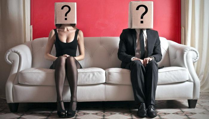 Мужчина и женщина - два мира, две Вселенных.