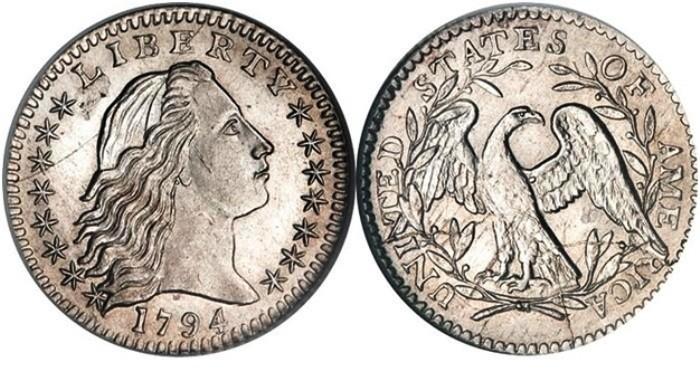 Монета за 2 миллионов долларов.