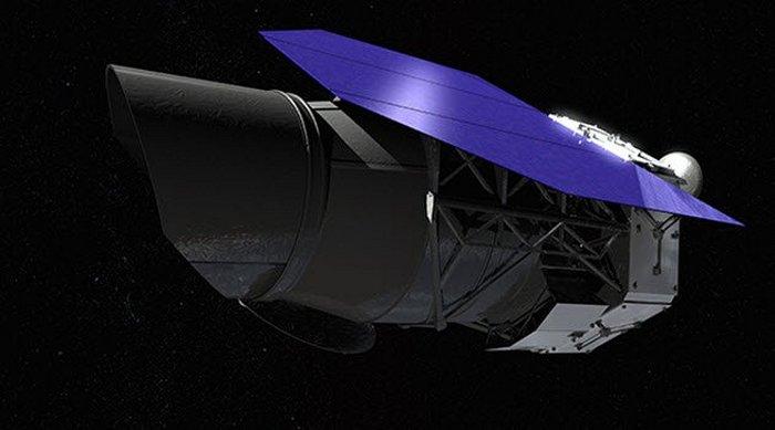 WFIRST - собрать данные по экзопланетам и темной энергии.
