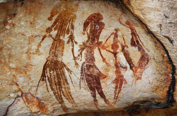 Изменение климата и инновации каменного века