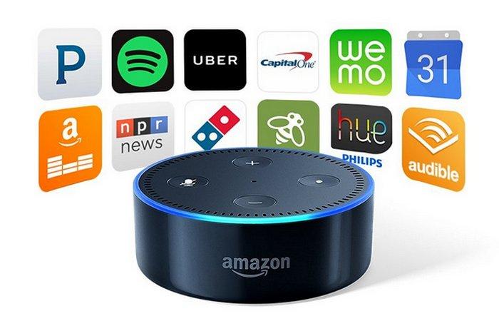 Технологическая новинка 2017 года: «Amazon Echo» (Alexa Speaker).