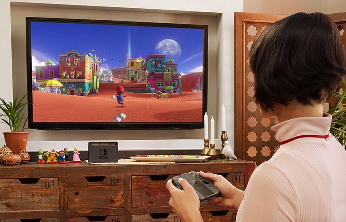 Технологическая новинка 2017 года: «Nintendo Switch».