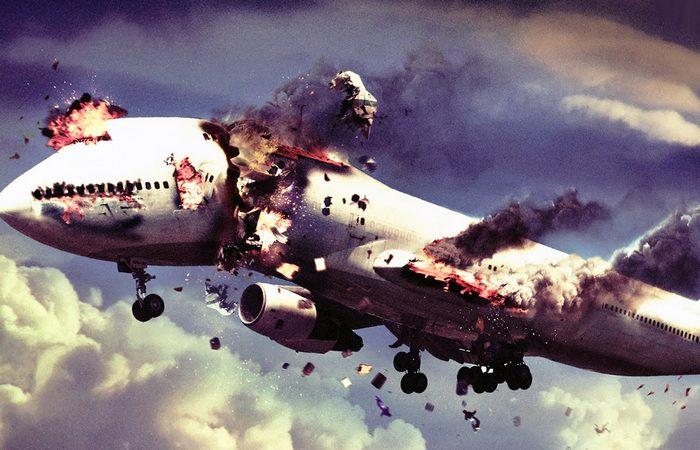 Ночной кошмар: «Авиакатастрофа».