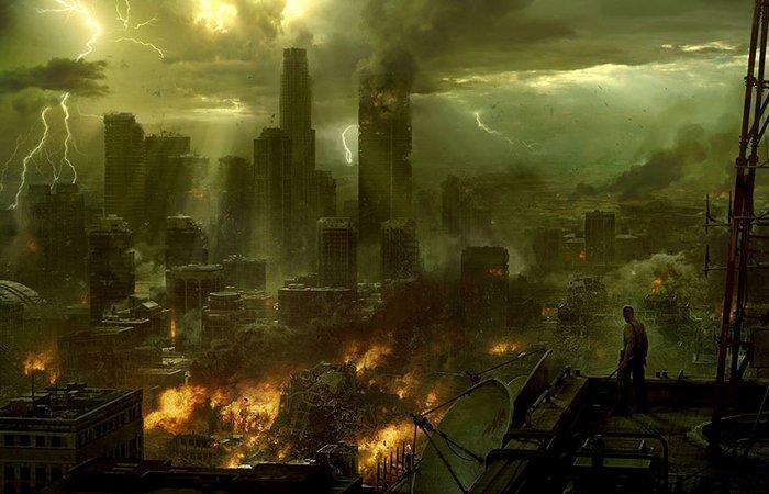 Ночной кошмар: «Армагеддон».