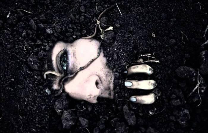 Ночной кошмар: «Погребение заживо».