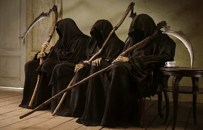 Ночной кошмар: «Смерть».