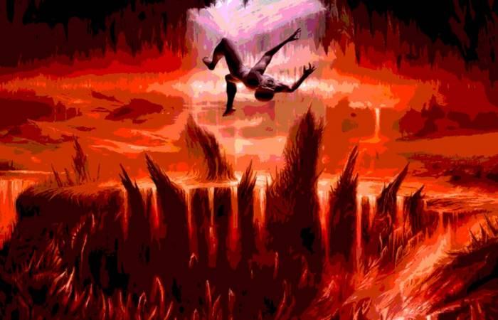 Ночной кошмар: «Падение».