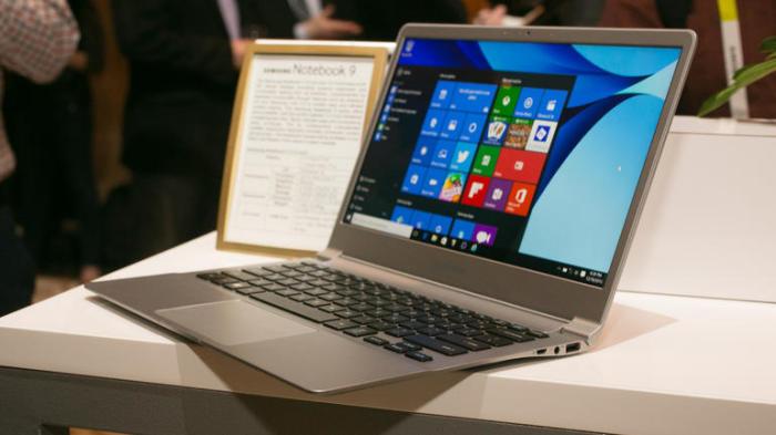 Один из самых легких 15-дюймовых ноутбуков
