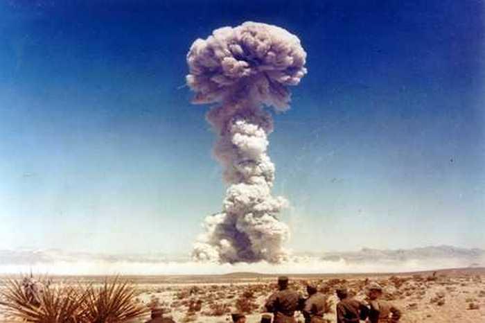 Ядерное оружие протестировано более 2 тысяч раз.