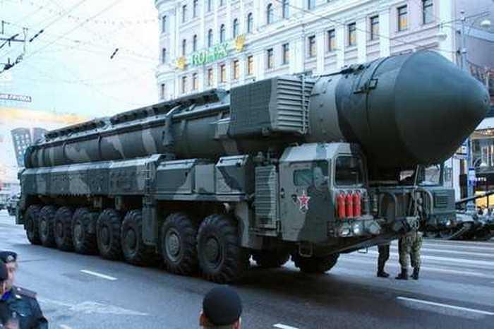 Ядерное оружие может предотвращать войны.