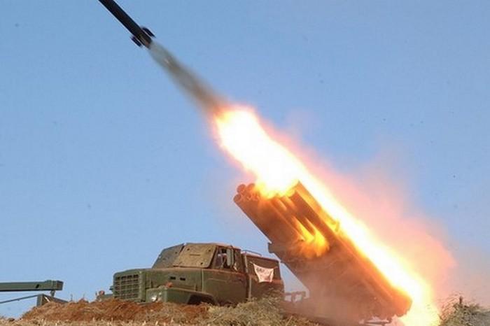 Ядерная ракета может попасть в цель на расстоянии 1500 км за 4 минуты.