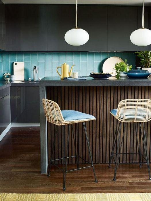 Восточный декор: «Уютная кухня».