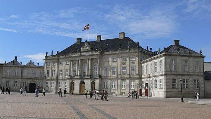 Дом датской королевской семьи