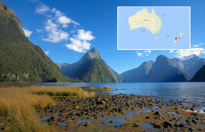 Южный остров - идеальное место для тех, кто мечтает работать на земле.
