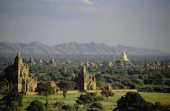 Бирманский цилиндр.