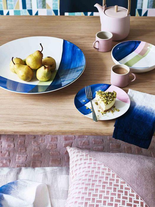 Шаблонные паттерны в дизайне интерьера дома: «Повторяющиеся принты».